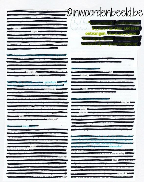 zwarte strepen gedicht 03 a bewerkt