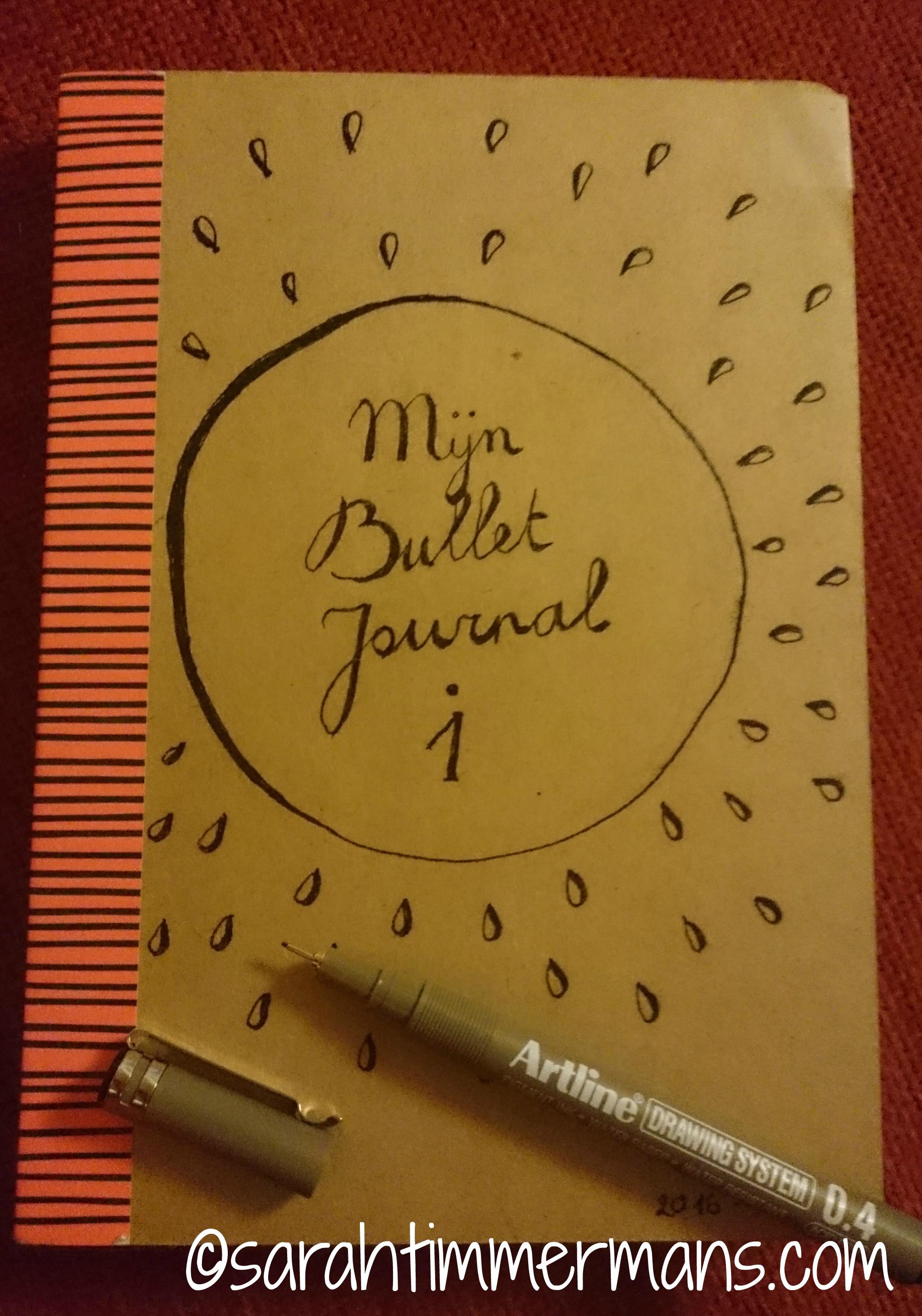Bullet Journal vs Creatief Dagboek