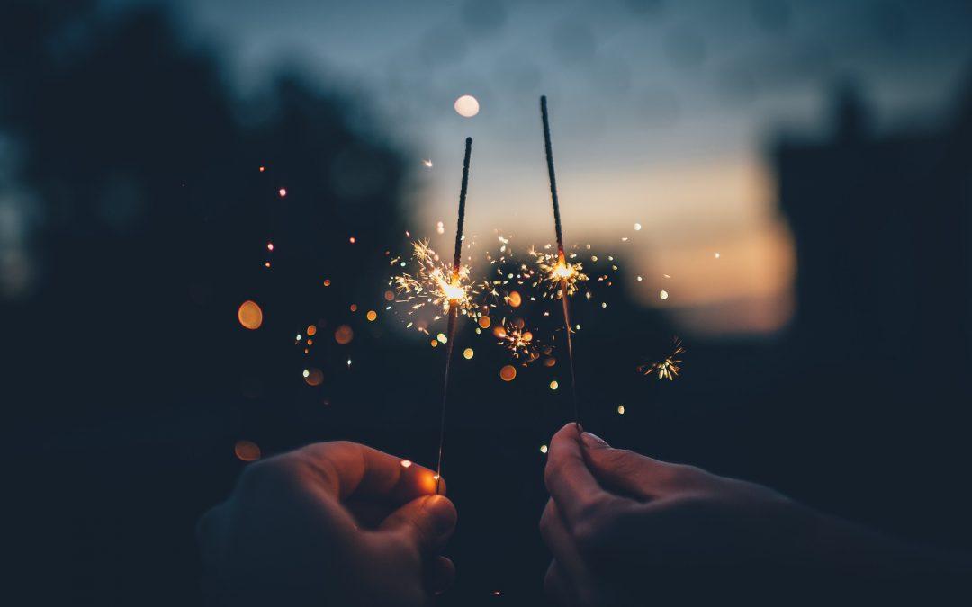 Op de vooravond van het nieuwe jaar …