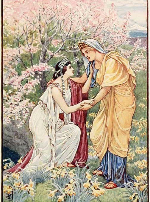 De rijke inhoud van mythes, sprookjes en verhalen …