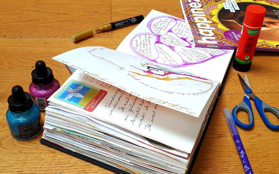 Het Creatieve Dagboek in de wetenschap